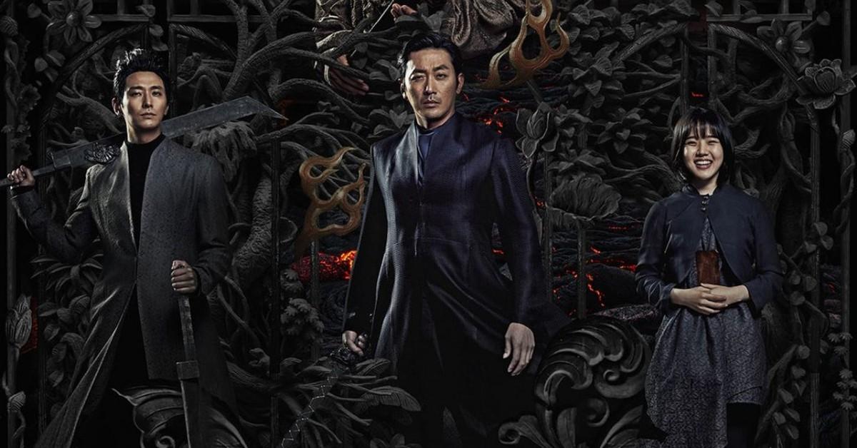 《与神同行2》特别版海报出来啦!一看就知道剧情了?