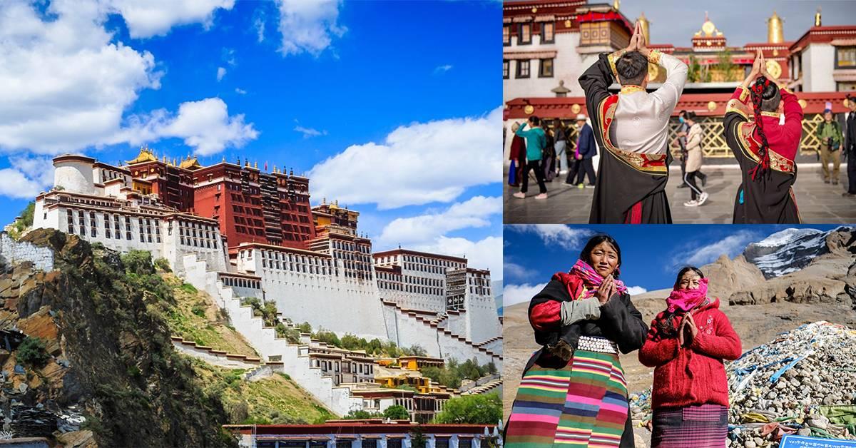 梦想的胜地:每一个人都有西藏梦!跟着小编一起揭开西藏的神秘面纱吧!