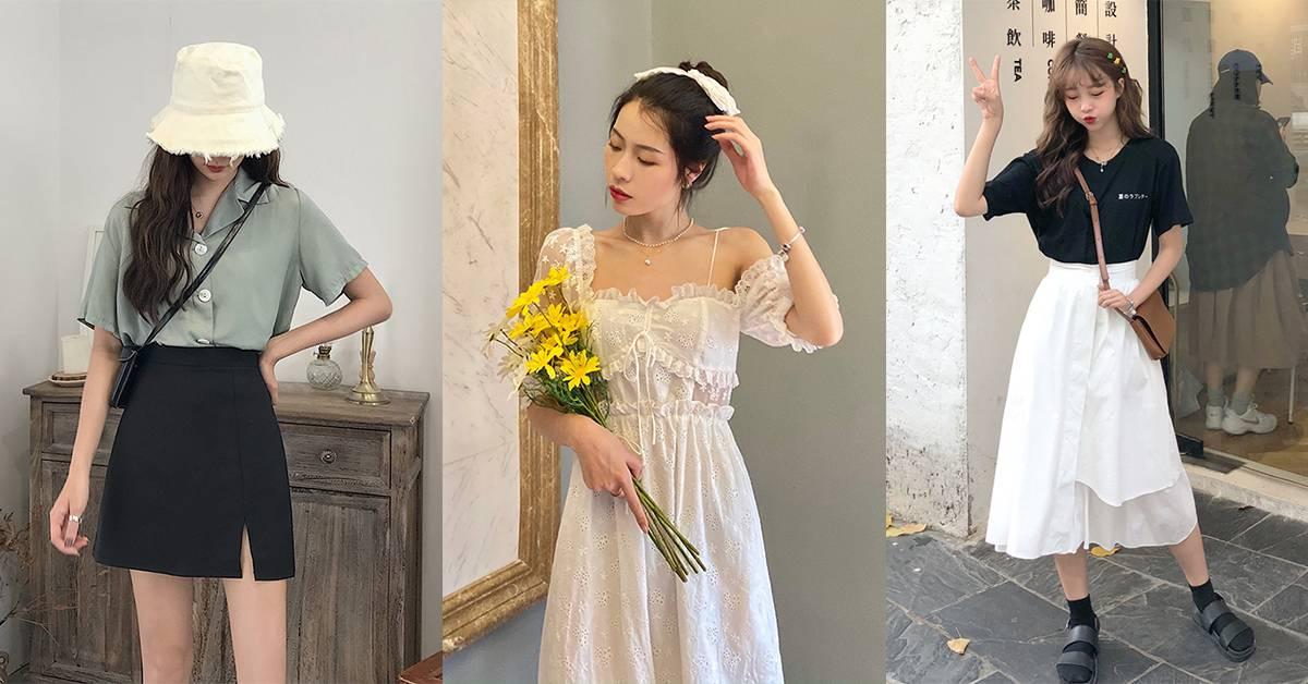 【你也可以变韩妞!】仙女们必学的6款韩式穿搭!一秒变身韩剧里的气质女神!