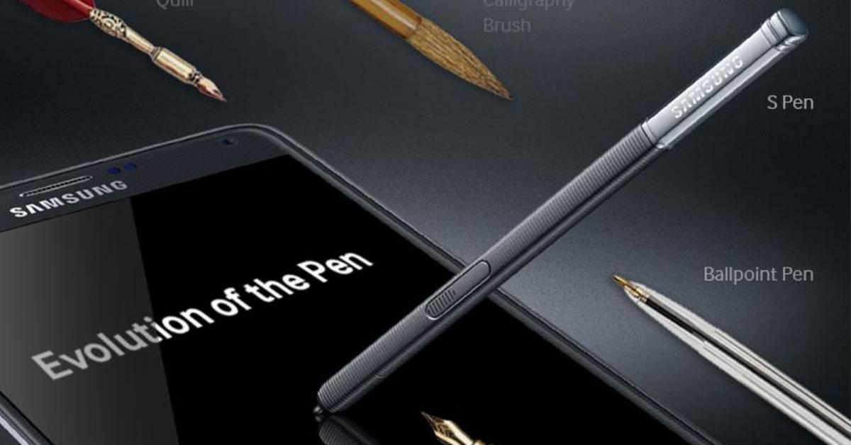 【S Pen进化史!】Galaxy Note 20系列发布S Pen再升级!来看看9年来Samsung如何创新突破!