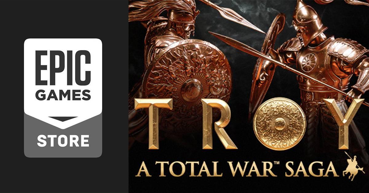 EPIC 8月13日限时送《Total War Saga: TROY》!领取后可永久保存该游戏!