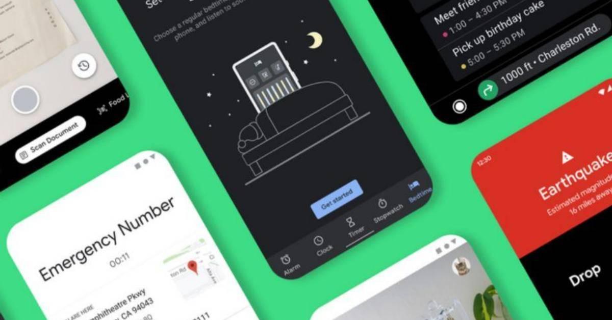 Google推出Android五项新服务!侦测地震、紧急定位服务及睡眠提醒等!