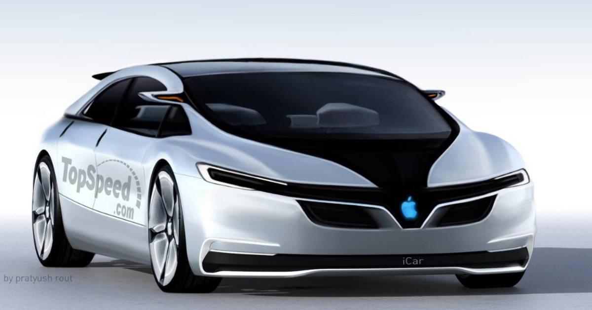 Apple Car新专利曝光!智能检测后方车辆、防晕车车载AR系统!