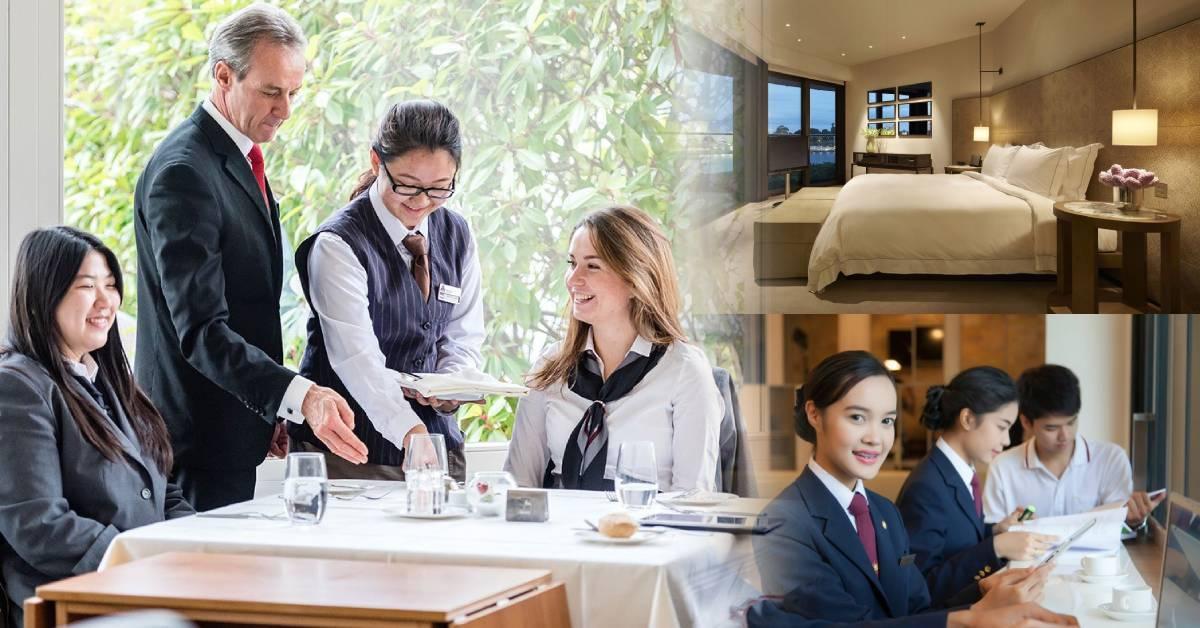 对国际酒店管理有兴趣?一流学习环境、异国实习体验+毕业工作保障!ICHM线上资讯日了解详情!