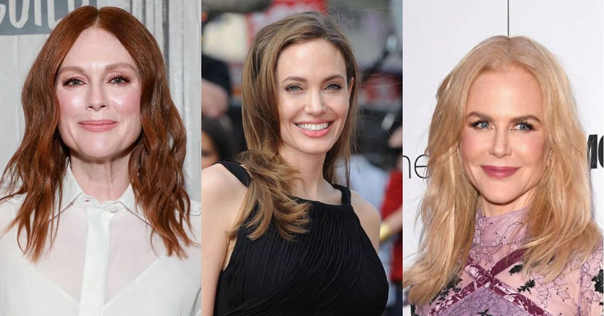 这5个女明星其实不止靠脸蛋在好莱坞占有一席之地!他们的演技也是一样棒!