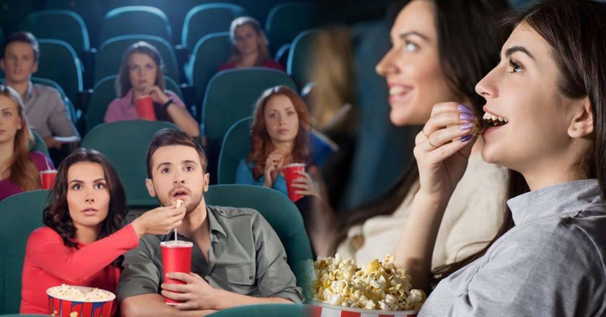 99%的人都经历过!看电影都会遇到这8种人!#7 真的很令人讨厌!