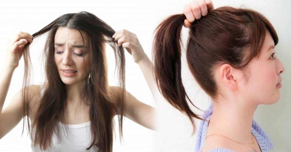 不要再说我头发少了!盘点7个只有头发稀少的女生才会有的惨痛经历!