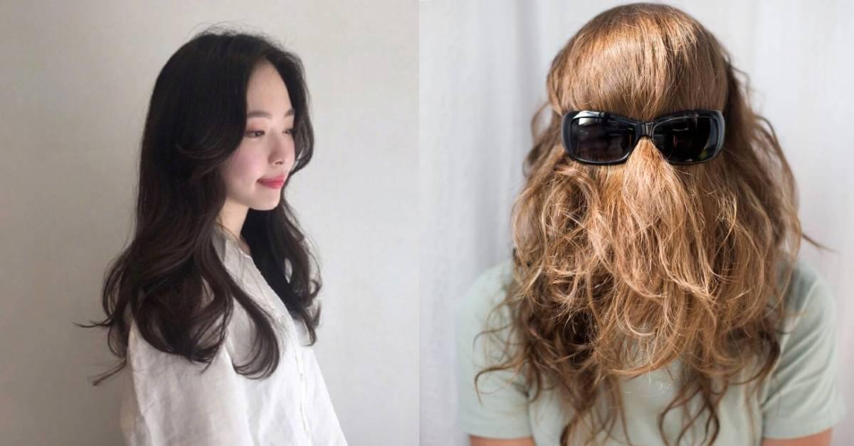 发量多令人羡慕?其实女生头发太厚都会面对这8个问题!