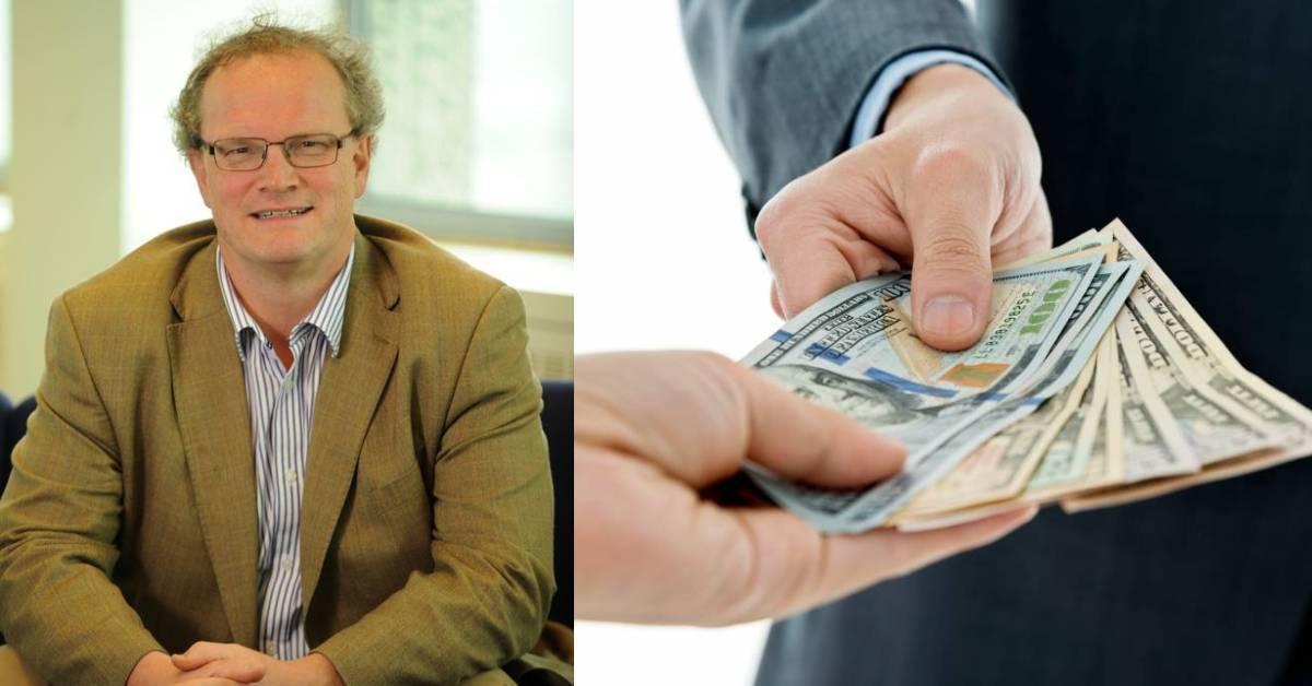 英国老板适逢退休豪送RM5332万给员工!果然别人的老板从不让人失望!