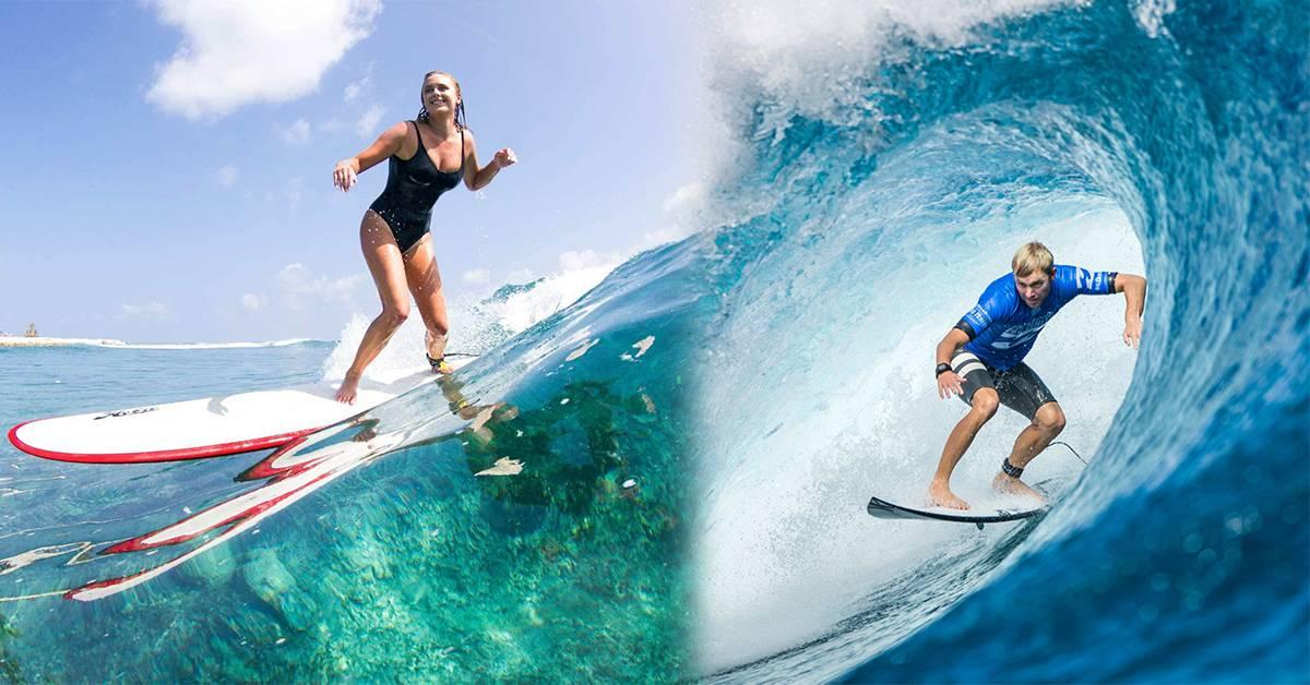 盘点8个马来西亚的冲浪地点!周末就去冲浪投入大海的怀抱!