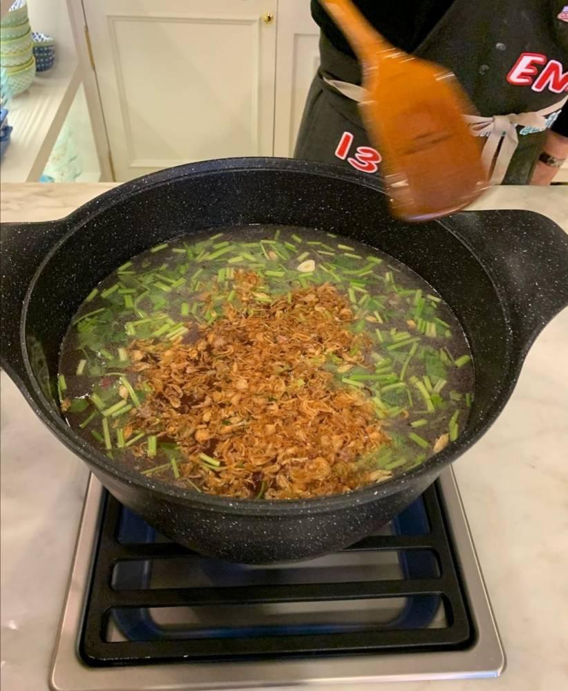 Sedapnya Tuanku Minta Cod Kari Telur Sup Kimchi Diraja Tu Kitareporter Melaporkan Warna Warna Kehidupan