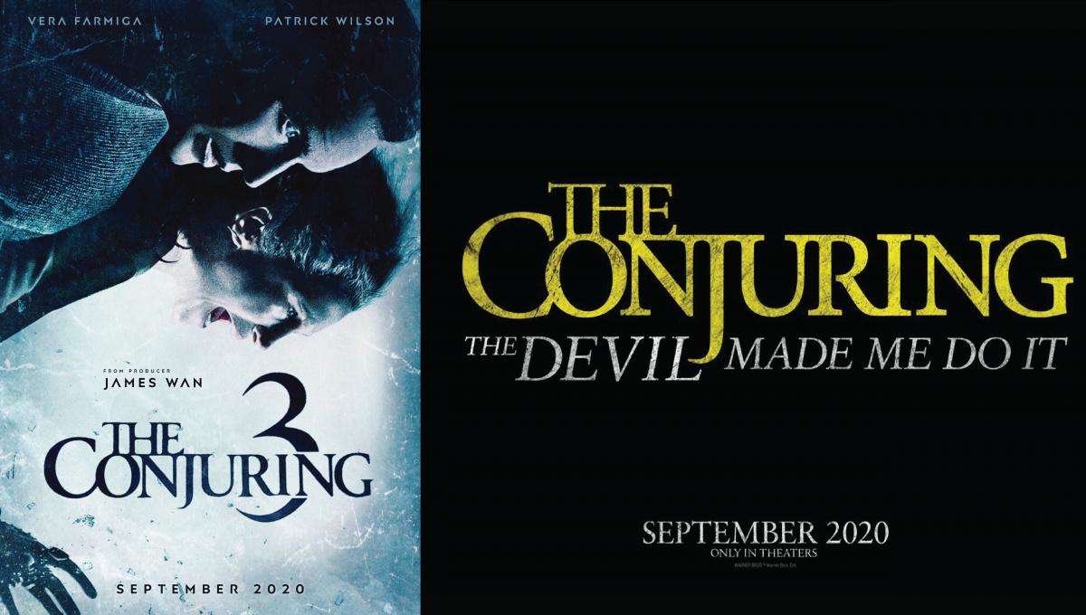GSC电影院即将复工!官宣《The Conjuring 3》9月份上映!