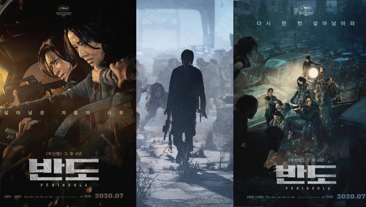 《Train to Busan 2》入围坎城影展!预热海报曝上映时间!