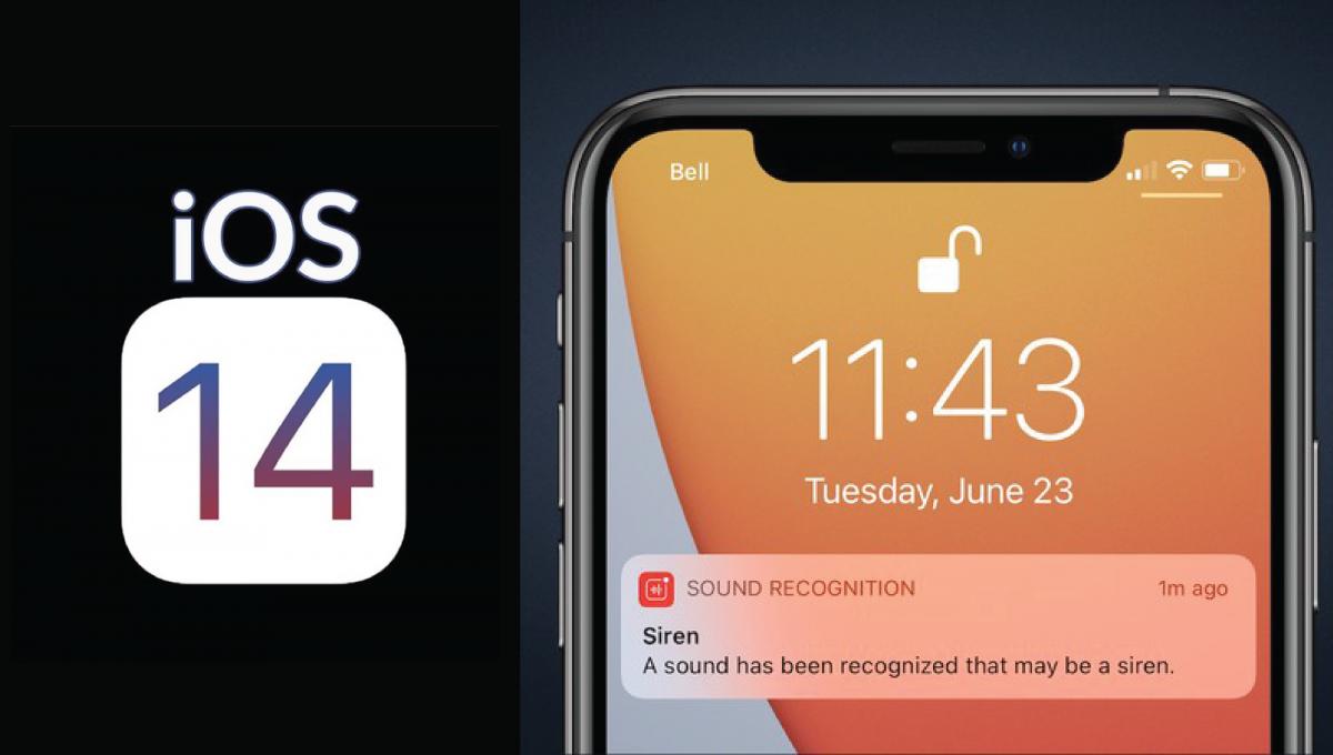 iOS 14加入声音识别系统?!戴着耳机也能立刻了解外部重要声音讯息!