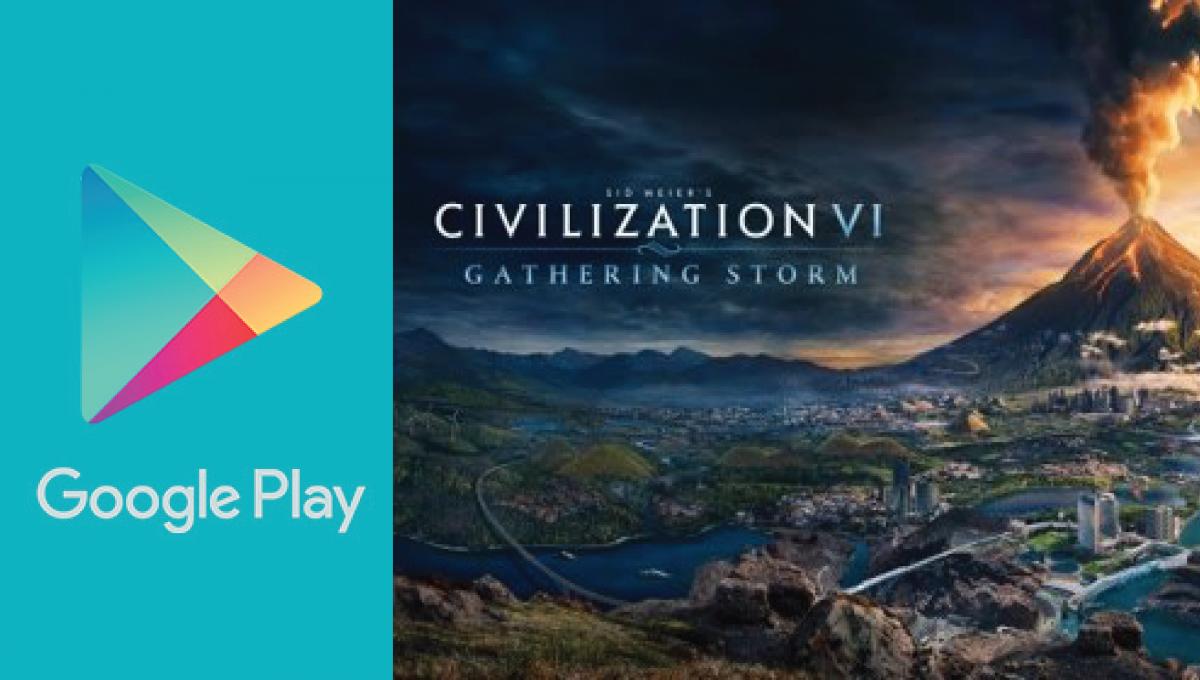 《Civilization 6》手游登陆Google Play Store!开放 60回合让玩家免费游玩!