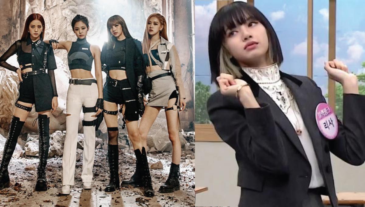 BLACKPINK Lisa综艺跳【泰国螃蟹舞】被笑翻!网上掀起模仿潮,表情才是亮点?!