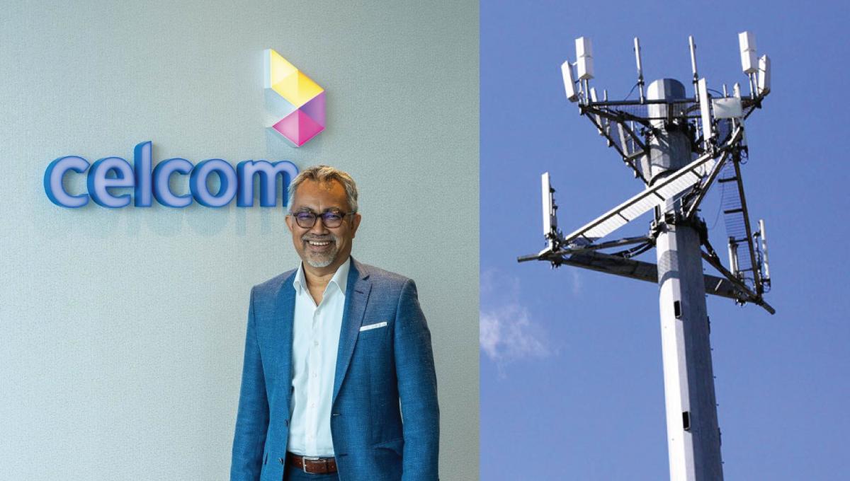 提升用户体验,扩大4G网络覆盖率!Celcom投资RM2.56亿建造4G网络基站!