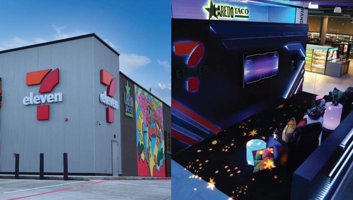 美国全新7-Eleven开设PS5游戏室?!RM45就能玩通宵+饮料零食?!