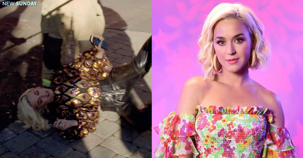 《American Idol》录制现场煤气泄漏!Katy Perry疑似中毒晕倒!