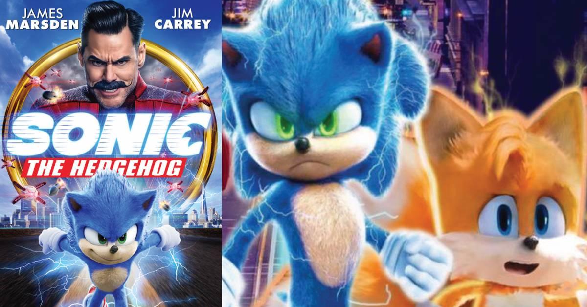 回炉重造后的真人版《Sonic》收获好评!制作团队再下一城开拍续集!