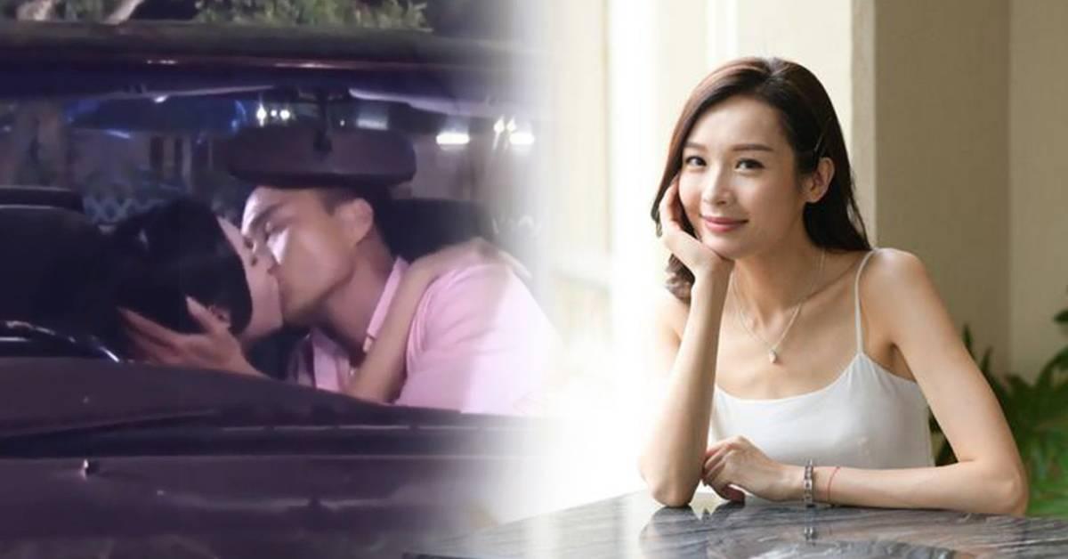 李佳芯的荧幕初吻献给杨明!不断亲吻留下心理创伤!