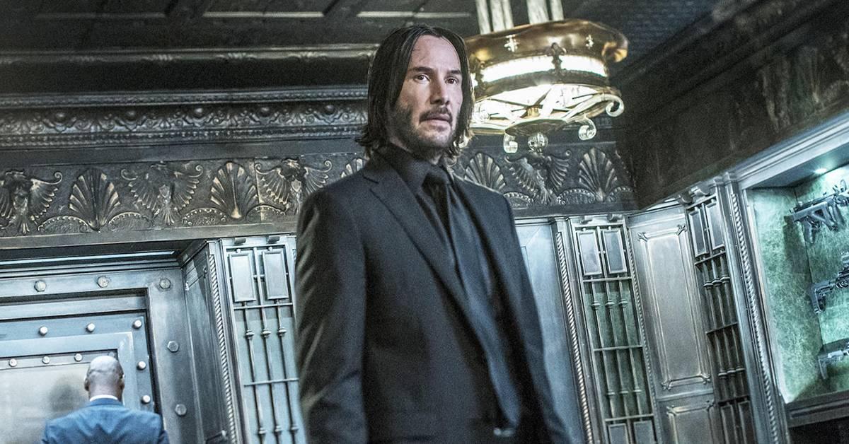 《John Wick》第5集确定开拍!Keanu Reeves同步拍摄2集!