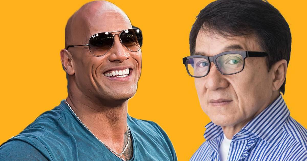"""巨石强森年赚3.6亿,成""""全球收入最高男演员""""!成龙也挤进Top 10!"""