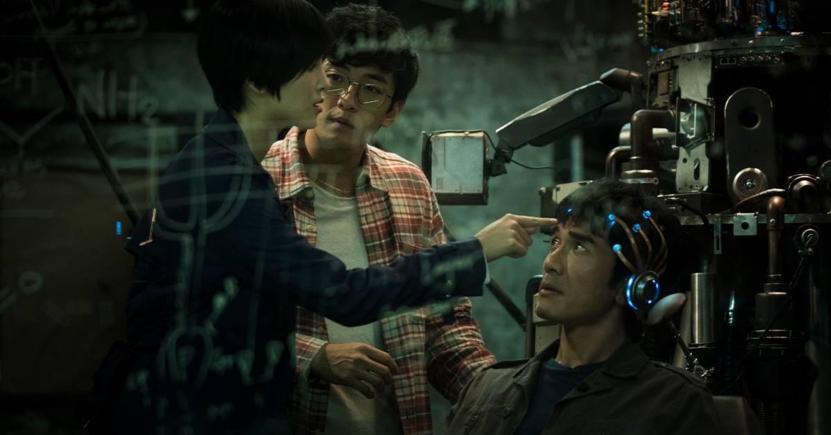 吴子霏演技被前辈认可!杨一展盼《猎梦特工》获得技术型奖项!