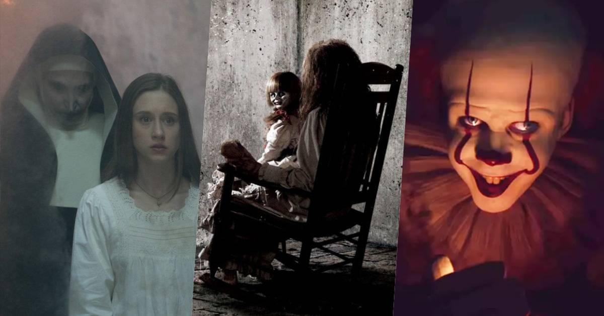 万圣节看这12部西方恐怖电影最Ngam了!绝对吓到你不敢一个人上厕所!