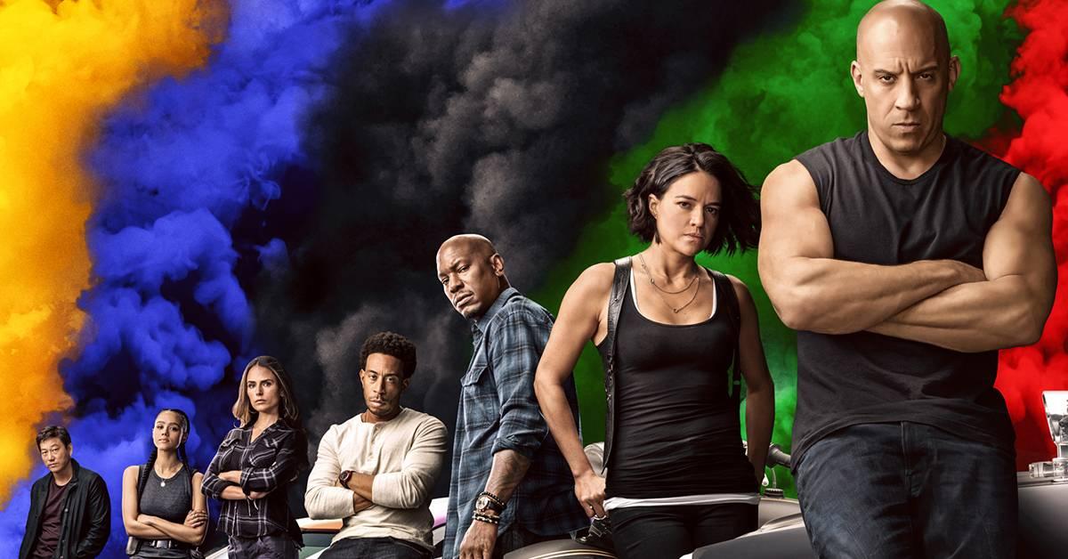 《Fast & Furious》系列即将结束!3集后为20年电影划下句点!