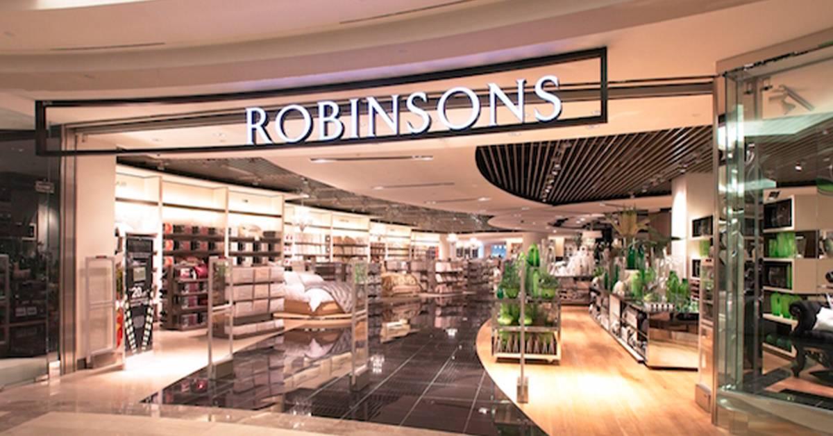 Robinsons宣布清盘!大马新加坡4家百货关闭!