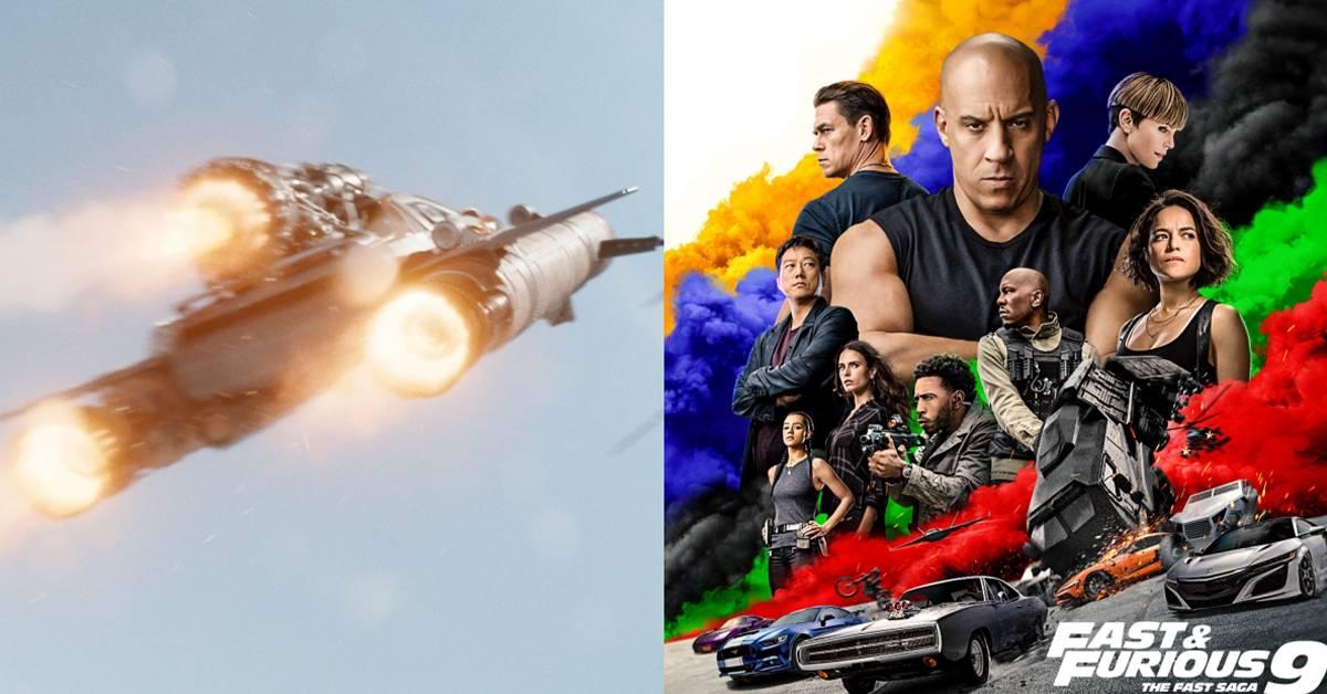 Han回归《速度与激情9》!Dom这次带团队飞到空中?