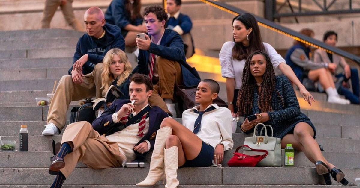 重返奢华纽约上流社区!全新《Gossip Girl》7月登场!