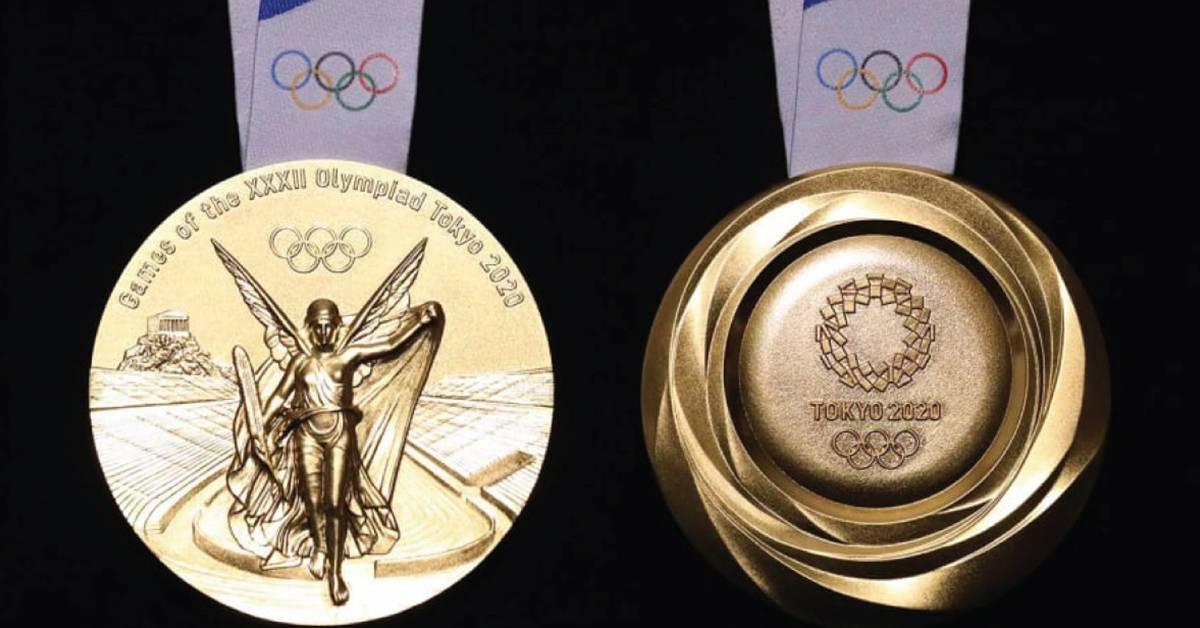 """2020东京奥运贯彻绿色环保概念!奥运奖牌是由""""这些东西""""提炼而成!"""