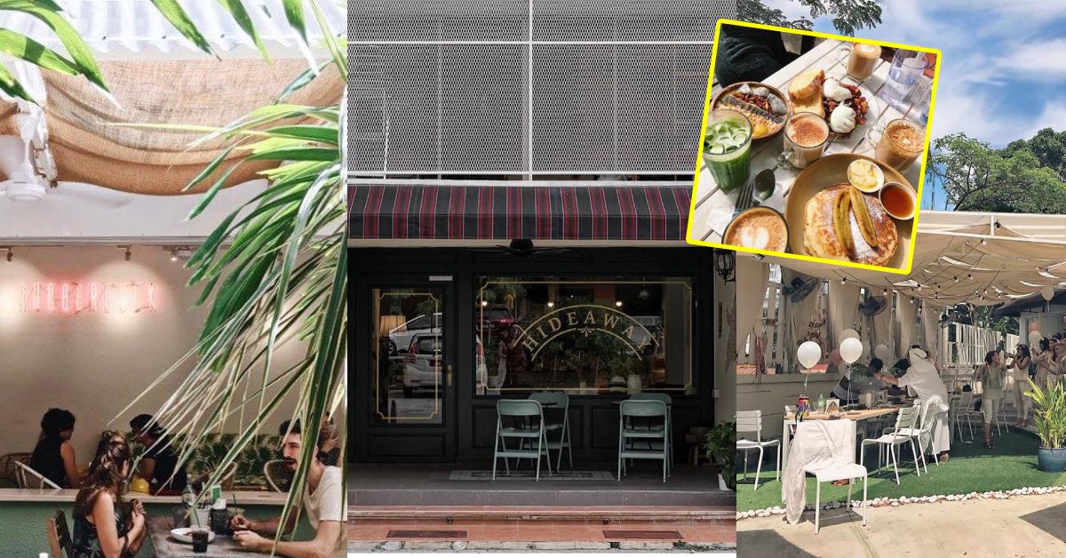 【KL区6家异国风情咖啡馆】逃跑计划:来一场说走就走的美食之旅!