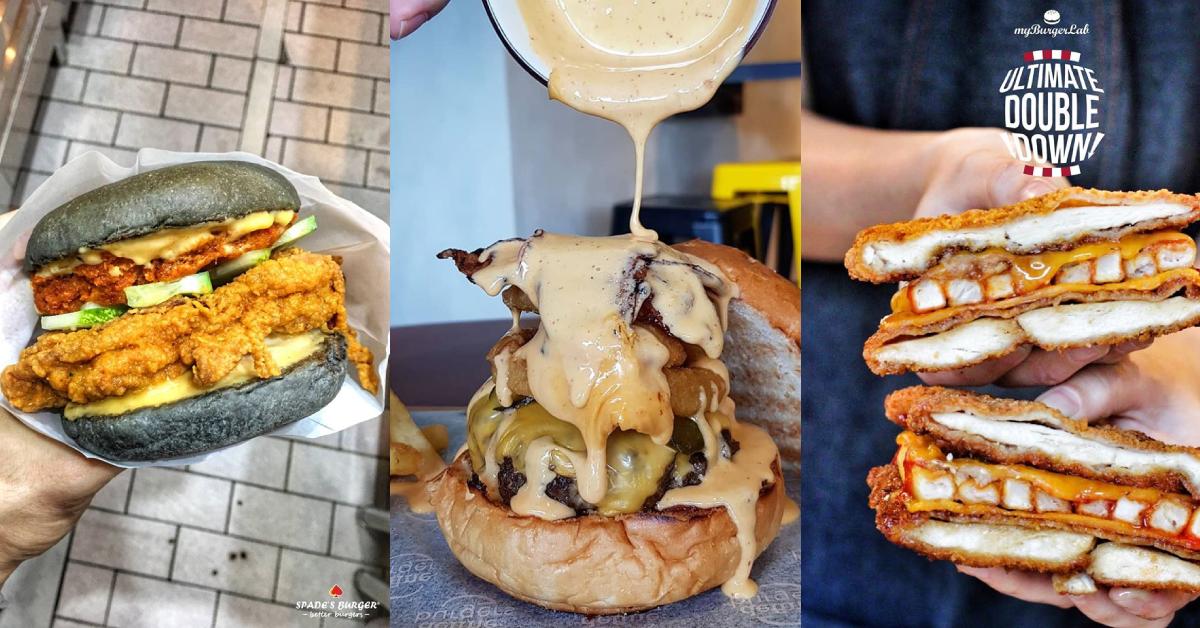 【雪隆区6家汉堡专卖店】一口就能吞下的可爱小汉堡,芝士控不可以tahan的口味!