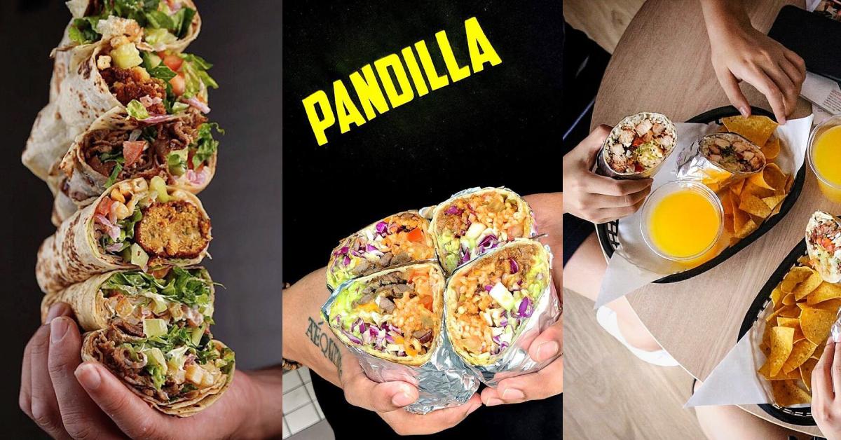 【雪隆区5家墨西哥卷饼】想吃的都在里面,一口咬下去满满的馅料!