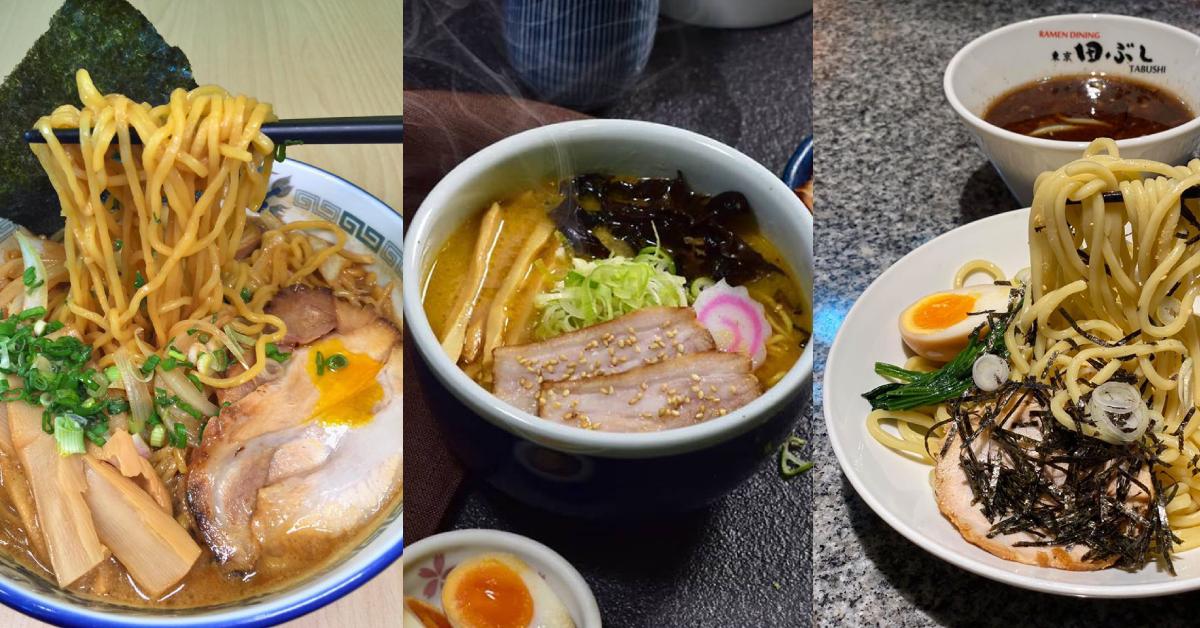 【雪隆4家日本正宗拉面分行】精心熬制15小时的豚骨汤,曼谷爆红的日式拉面店!