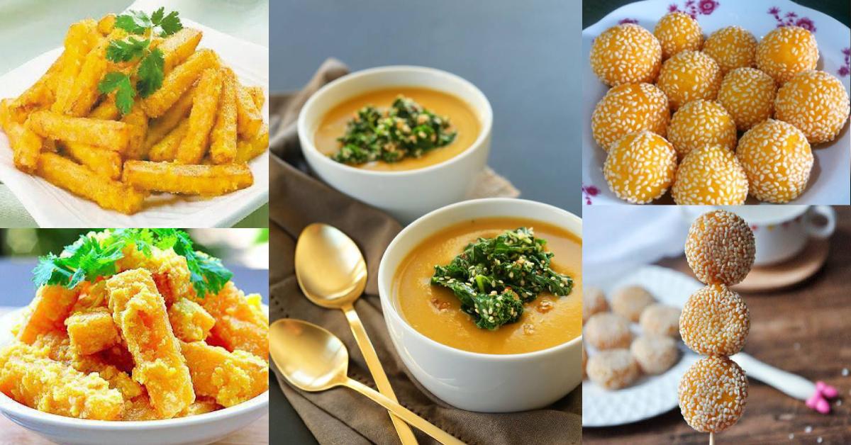 【RM 5美食系列-南瓜料理】香甜的南瓜制作出的南瓜羹,浓郁拉丝超美味!