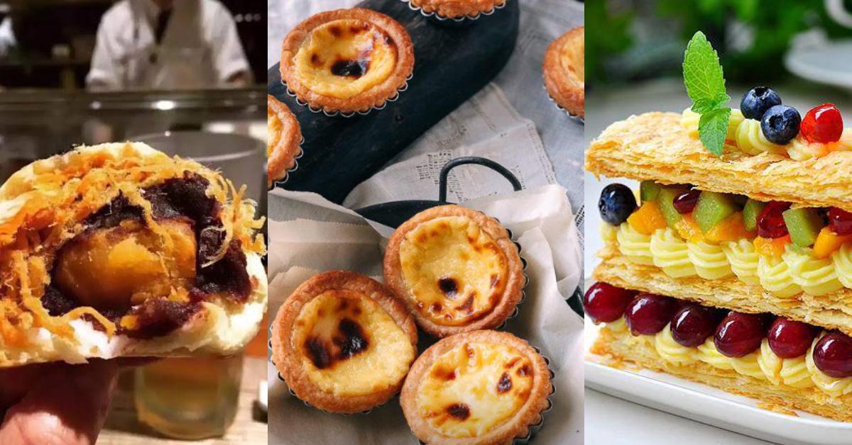【盘点5大酥皮甜品】入口即化的酥脆外皮,这样做比做成Pie更好吃!