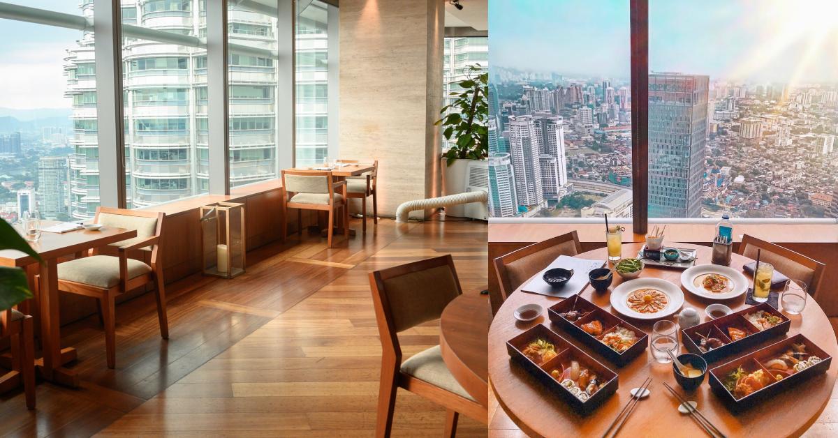 吉隆坡高级日料餐厅宣布正式开业!Nobu KL的粉丝们可以到餐厅享受高空美食啦!