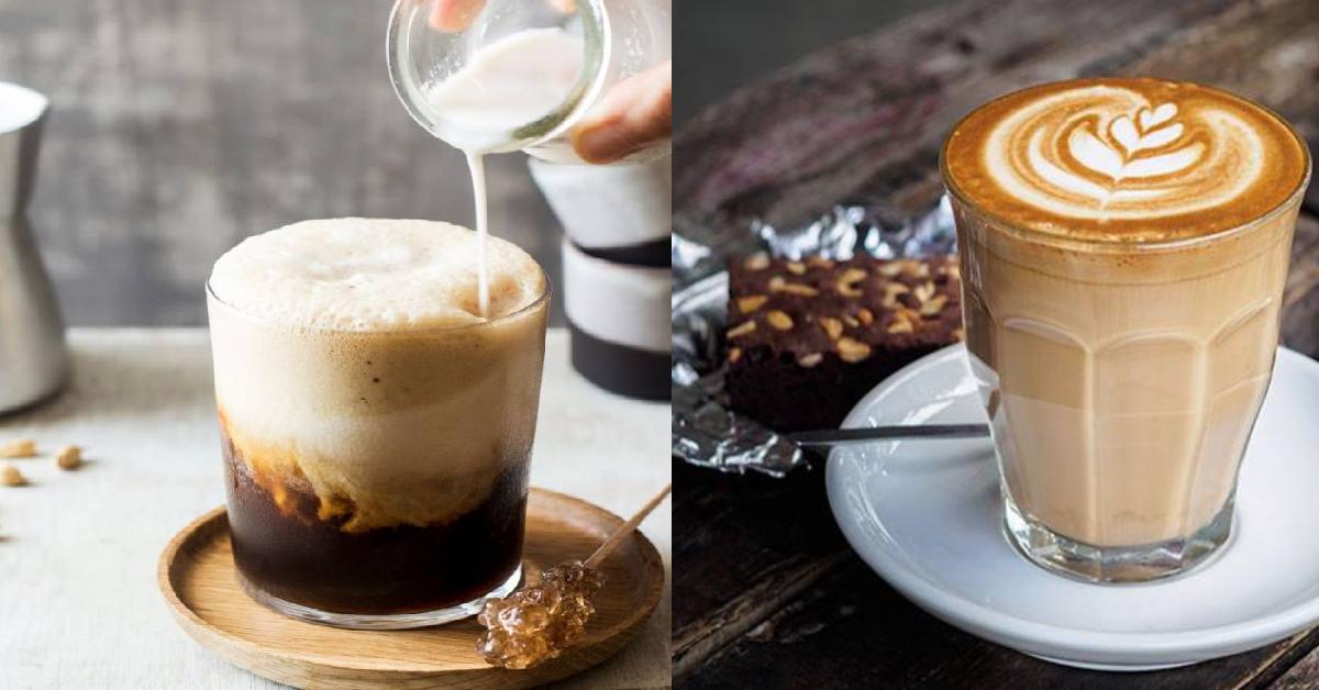 【盘点咖啡种类与浓度】学会之后下次去Starbucks再也不点Latte了!