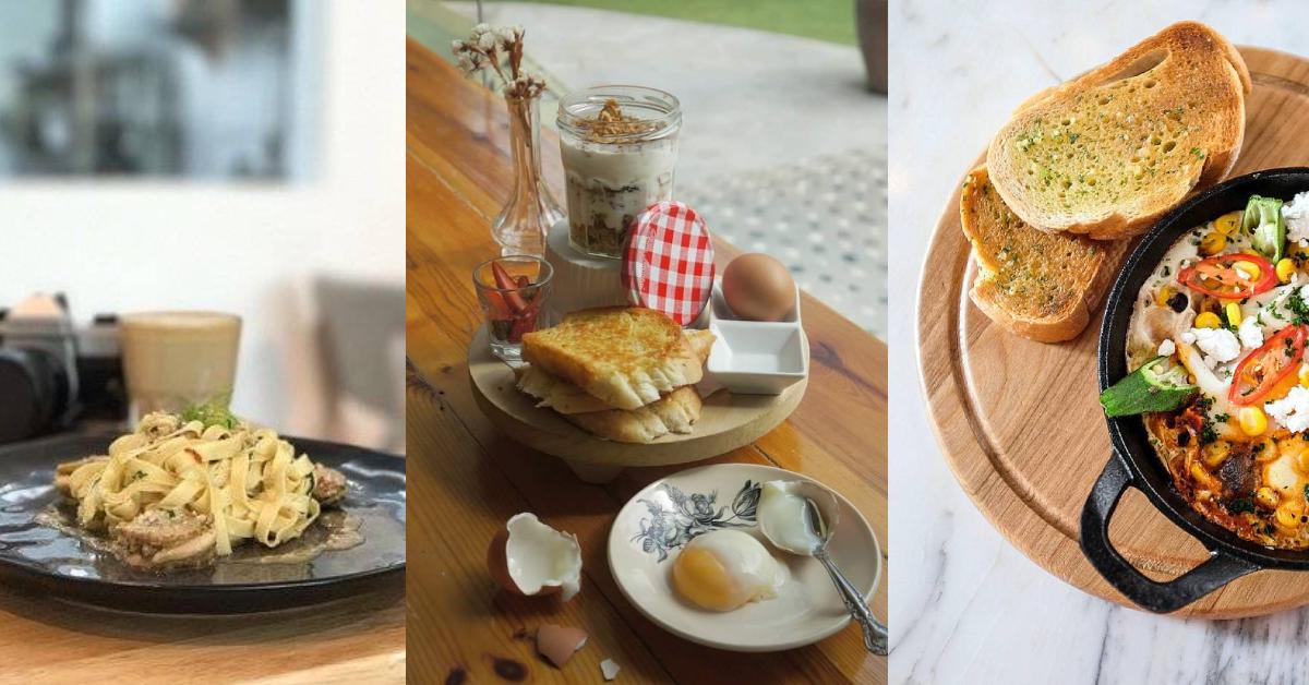 【盘点雪隆5间Brunch好去处】享用Big Breakfast餐点配套就要到这几间餐厅!