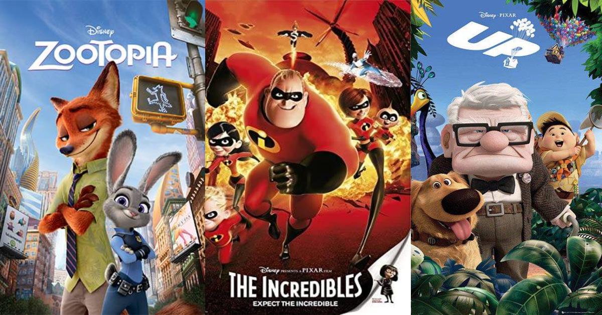 盘点必看迪士尼电影!陪我们长大的电影人物们,温暖人心的力量!