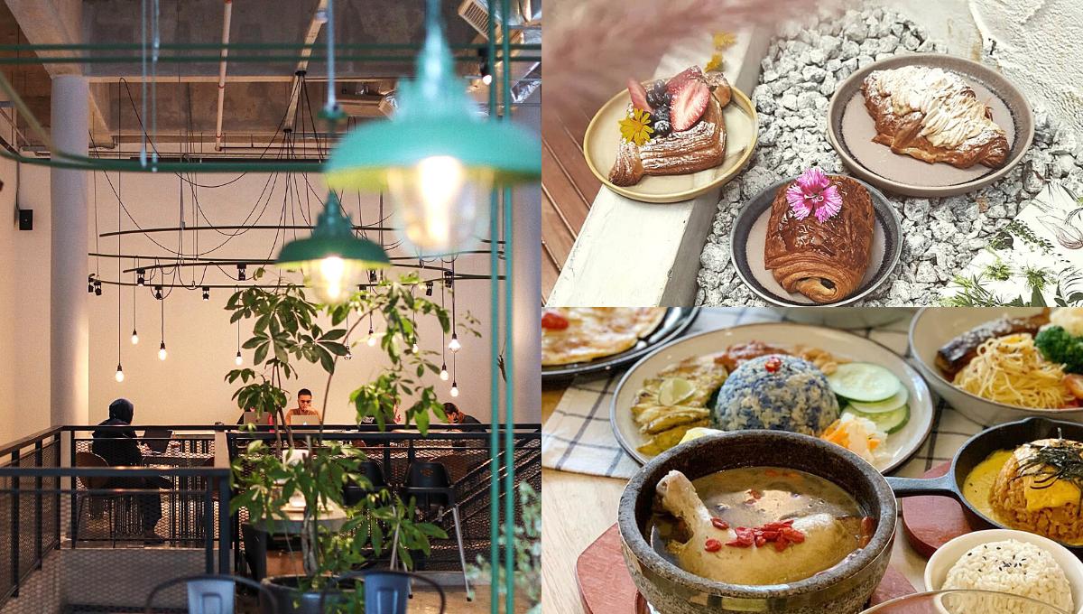打卡极具原始美的「6家雪隆工业风Cafe」!约上朋友们来个悠闲的Brunch Time!