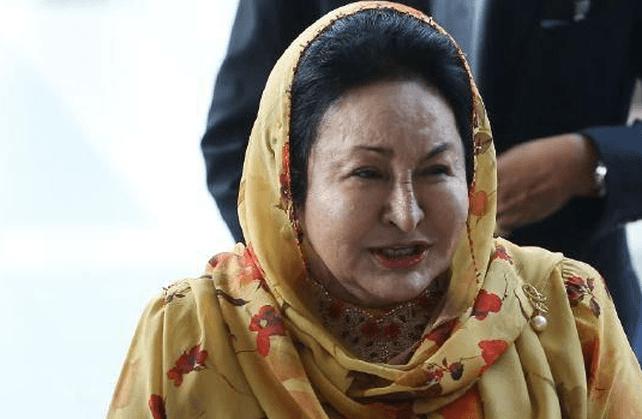 Jib Gor上新闻老婆也不落人后!Rosmah被爆一个月花RM10万修复形象?