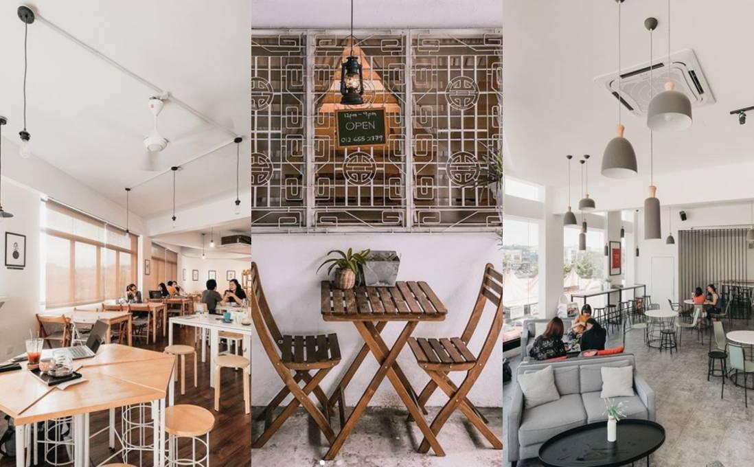 【雪隆趴趴走:Cheras必去Cafe】简约装潢设计成特色,成最火拍照打卡地点!