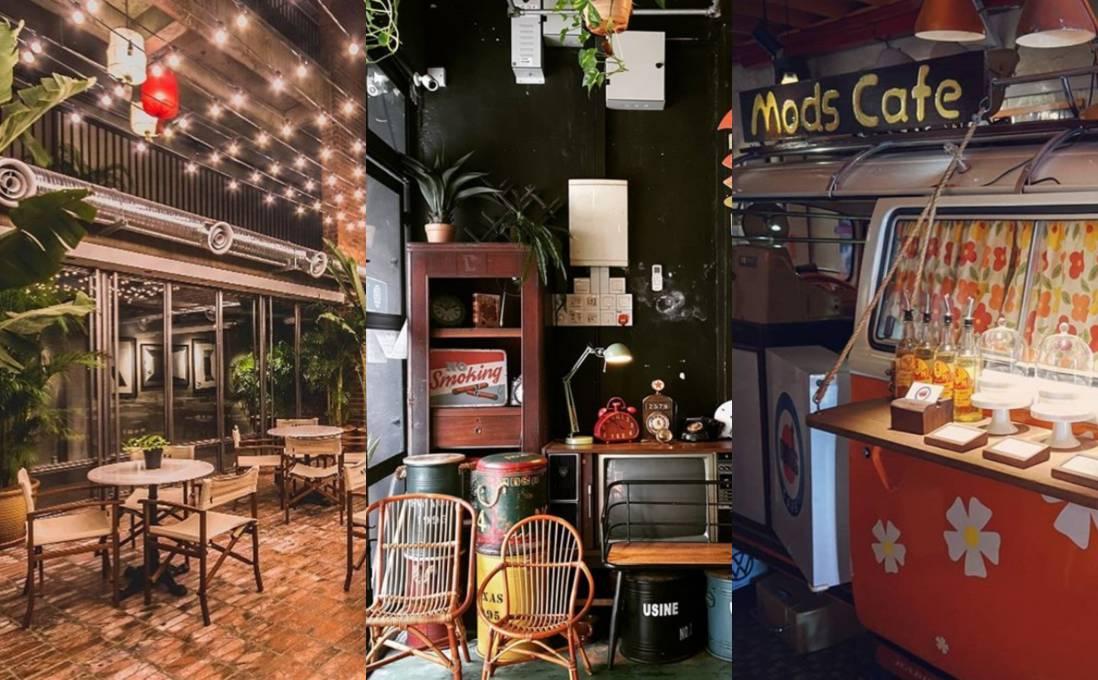 【马六甲5家必去的浓厚工业风Cafe】超夯的简洁设计成时下年轻男女打卡圣地!