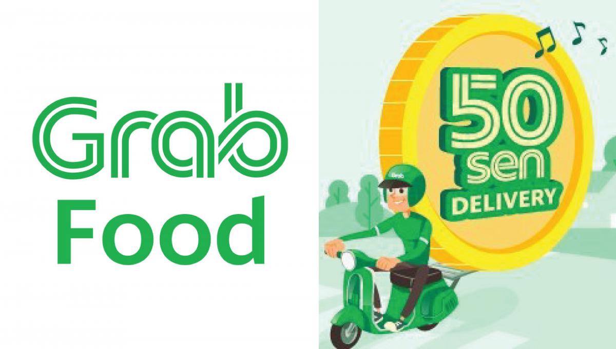 GrabFood再推新优惠!1.5公里内餐厅运费只需50sen起?!