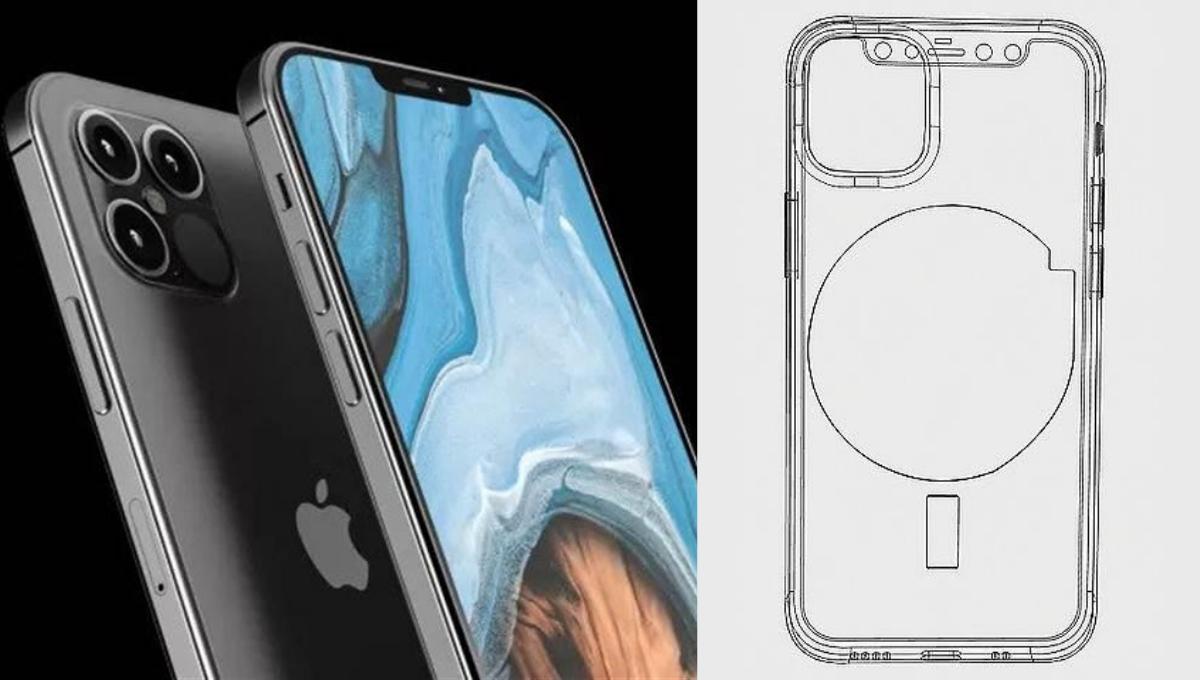 iPhone 12充电模组疑曝光!圆环磁吸设计、改善无线充电精准问题!